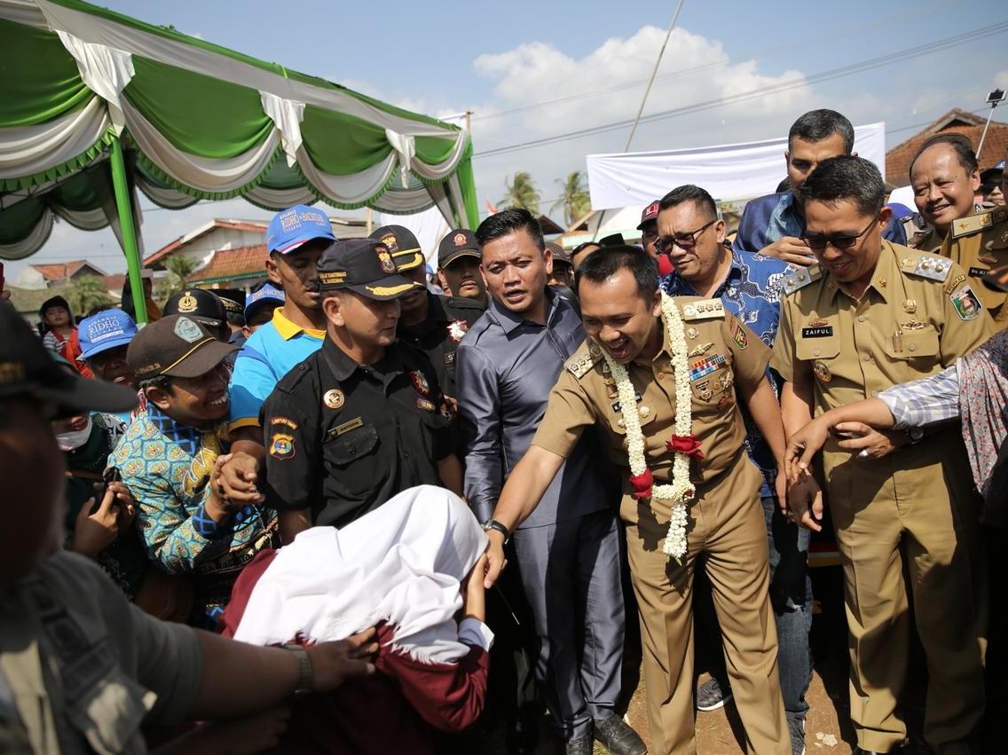 Gubernur Ridho Resmikan Kompetisi Lomba Tingkat Sma-Smk di Lamtim