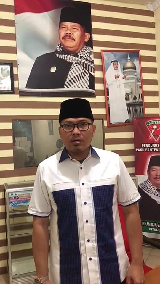 Paku Banten Lampung Ajak Pemilu Damai