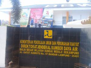 Lapor Ketua KPK, Bendungan Way Sekampung Diduga Sarat Korupsi, Ini Alasanya..