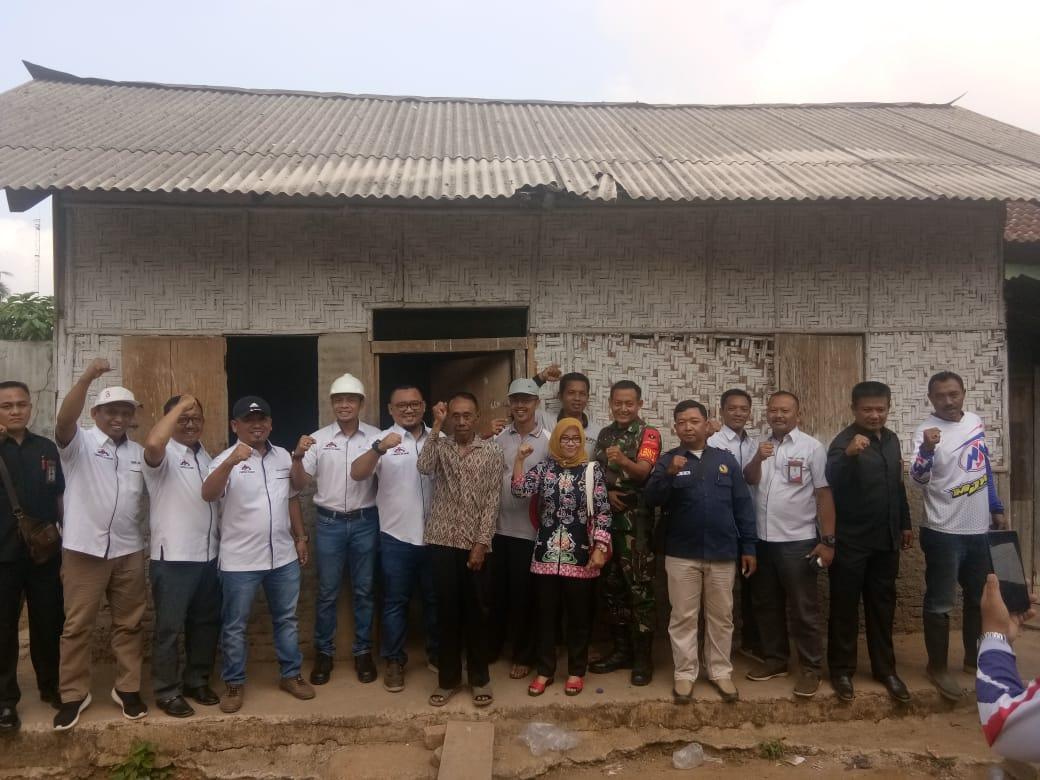 PT MJM Salurkan CSR Untuk Warga Kurang Mampu
