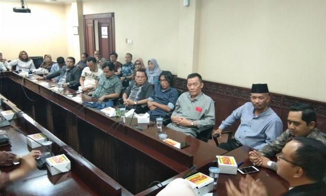 Banmus DPRD Kota Metro Belajar Penyususnan Anggaran ke DPRD Bekasi