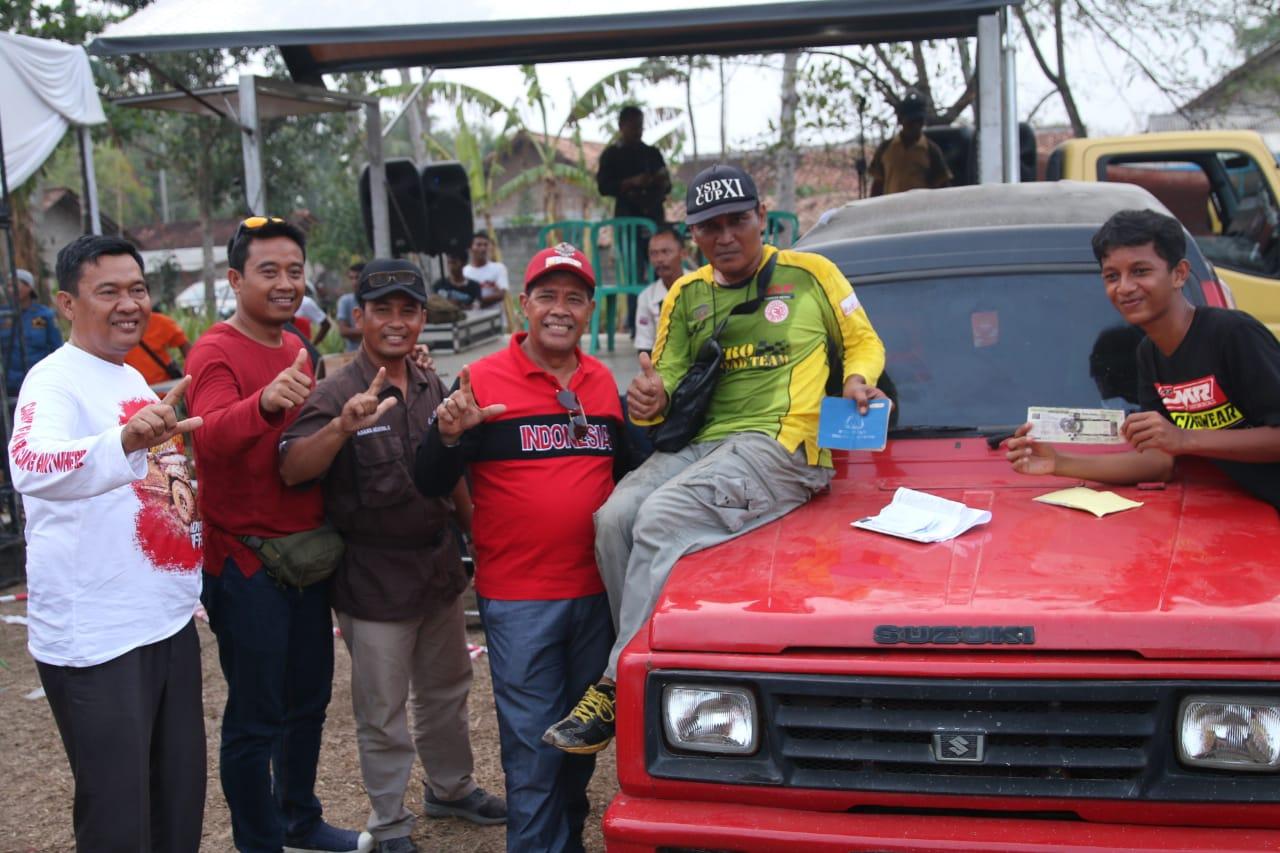 Bupati Loekman TutupGotong Royong Offroad Pepadun VI 2019